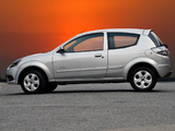 Ford Ka BR-spec 2011 wallpapers