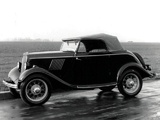 Ford Köln Cabriolet (Y) 1932–33 photos