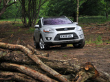 Ford Kuga UK-spec 2008 pictures