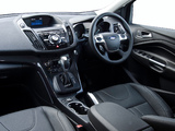 Ford Kuga ZA-spec 2013 images