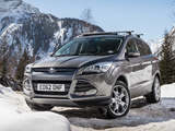 Ford Kuga UK-spec 2013 images