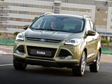 Ford Kuga ZA-spec 2013 images