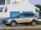 Ford Kuga ZA-spec 2013 photos