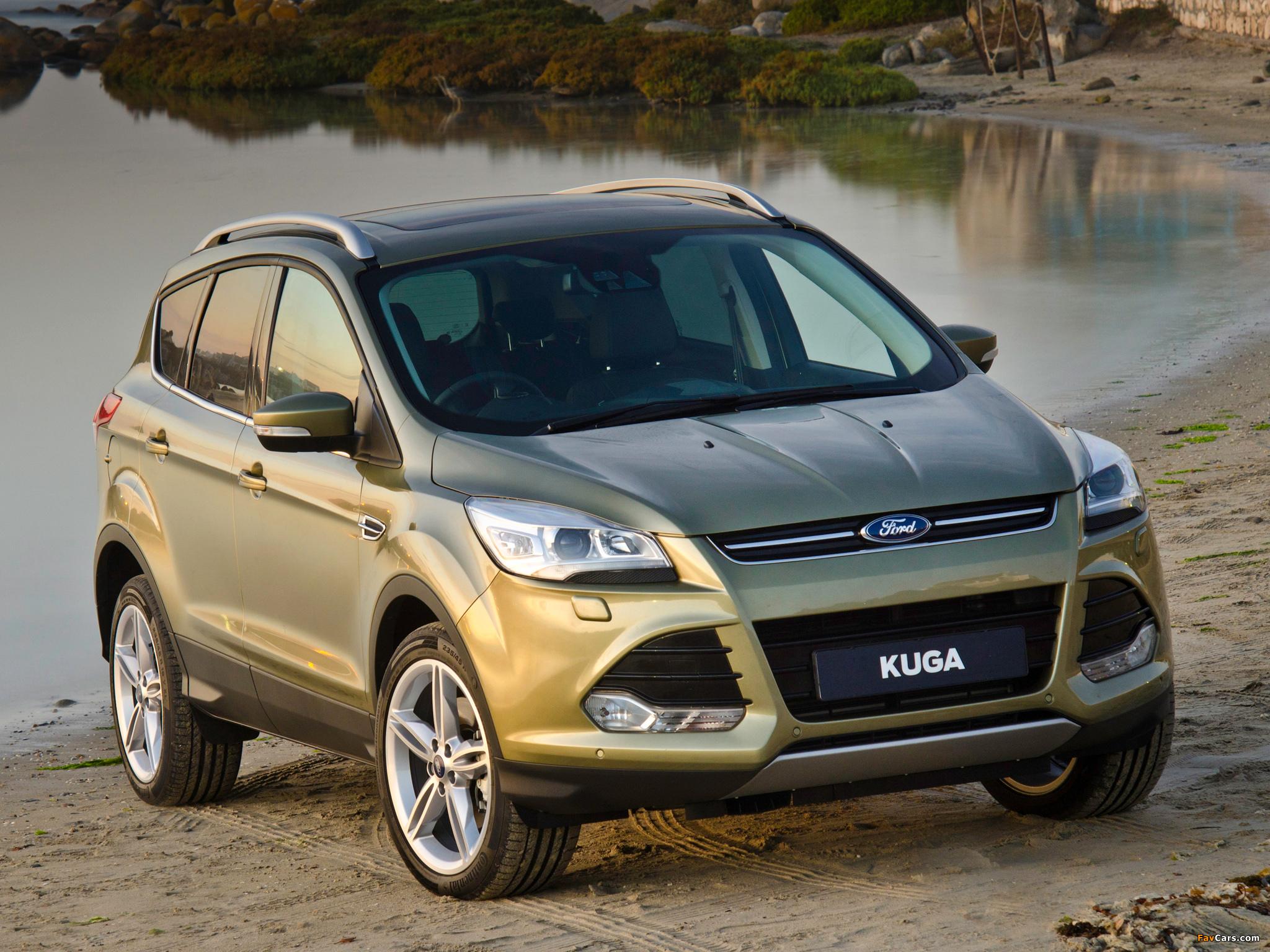 Отзывы о Форд Куга 2015 (Ford Kuga 2015) с ФОТО...