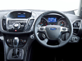 Ford Kuga ZA-spec 2013 pictures