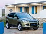 Ford Kuga ZA-spec 2013 pictures