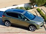 Ford Kuga ZA-spec 2013 wallpapers