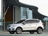 Images of Ford Kuga Titanium S 2011