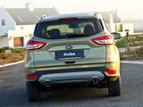 Images of Ford Kuga ZA-spec 2013