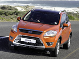 Photos of Ford Kuga Titanium S ZA-spec 2011