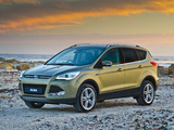 Photos of Ford Kuga ZA-spec 2013