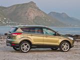 Photos of Ford Kuga ZA-spec 2013