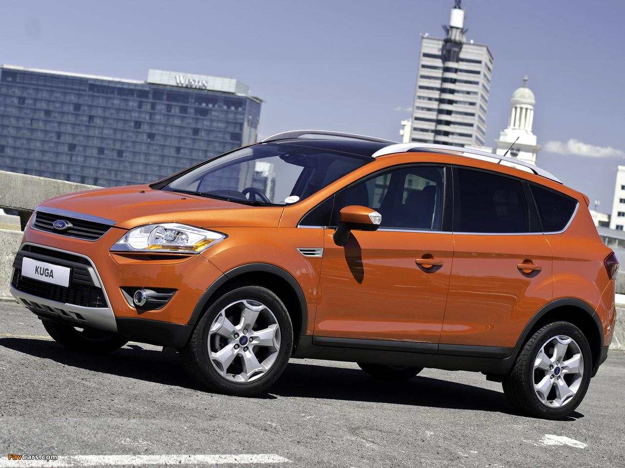 Image Result For Ford Kuga X Titanium