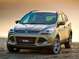 Pictures of Ford Kuga ZA-spec 2013