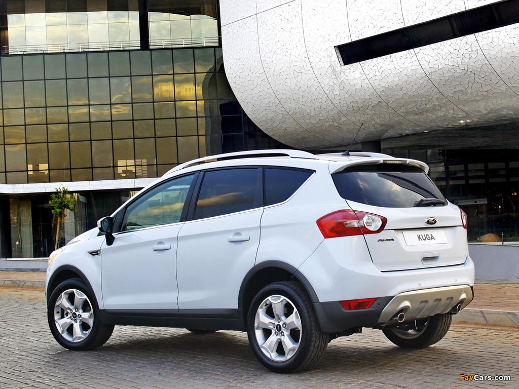 Image Result For Ford Kuga Titanium Spec