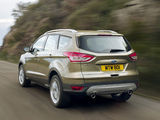 Ford Kuga 2013 wallpapers