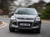 Ford Kuga UK-spec 2013 wallpapers