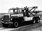 Ford LNT8000 Tow Truck 1974–81 wallpapers
