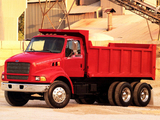 Images of Ford Louisville Dump Truck 1996–98