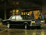 Photos of Ford Landau BR-spec 1971–83