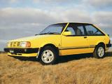 Ford Laser 3-door Sport (KB) 1983–85 pictures