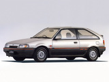 Ford Laser 3-door JP-spec (BF5PF) 1987–89 photos