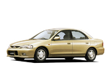 Ford Laser Sedan JP-spec (BH) 1994–98 pictures