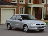 Ford Laser Sedan (KN) 1999–2001 pictures