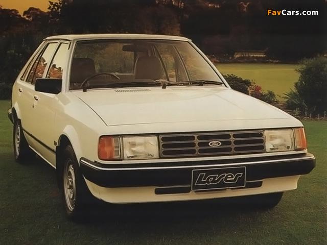 Images of Ford Laser 5-door (KB) 1983–85 (640 x 480)