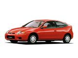 Photos of Ford Laser 3-door JP-spec (BH) 1994–98