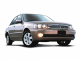 Photos of Ford Laser Tierra 2003–07