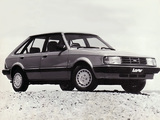 Ford Laser 5-door (KB) 1983–85 wallpapers
