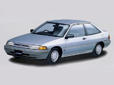 Ford Laser Coupe JP-spec (BG) 1989–94 wallpapers