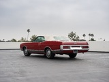 Ford LTD Convertible (76H) 1972 wallpapers
