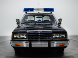 Ford LTD Patrol Car 1984–85 pictures