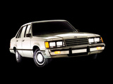 Ford LTD LX 1984–85 wallpapers