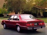 Ford LTD 1985–86 photos