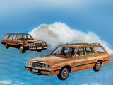 Photos of Ford LTD Squire Wagon & LTD Wagon 1983