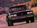 Photos of Ford LTD LX 1984–85