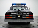 Pictures of Ford LTD Patrol Car 1984–85