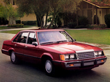 Pictures of Ford LTD 1985–86