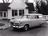 Ford Mainline Ranch Wagon (59A) 1952 wallpapers