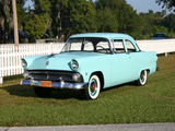 Ford Mainline Tudor Sedan (70A) 1955 images