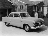 Images of Ford Mainline Tudor Sedan (70A) 1952