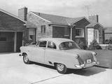 Images of Ford Mainline Tudor Sedan (70A) 1952