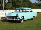 Images of Ford Mainline Tudor Sedan (70A) 1955