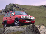 Pictures of Ford Maverick 5-door UK-spec 1996–99
