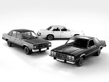 Pictures of Ford Fairmont & Granada & Fairmont Futura 1979