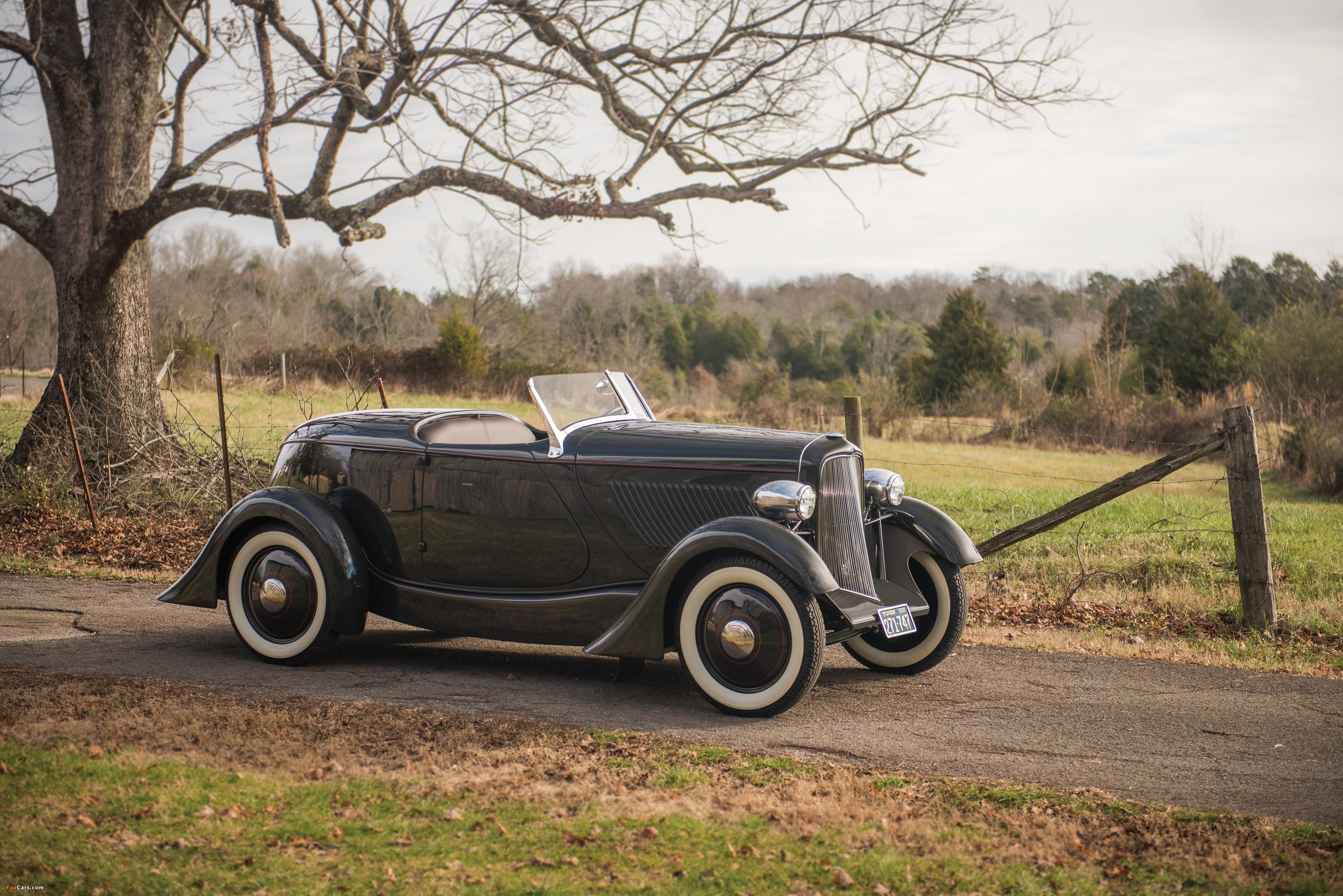 Ford V8 Special Speedster 1932 images (3600 x 2403)