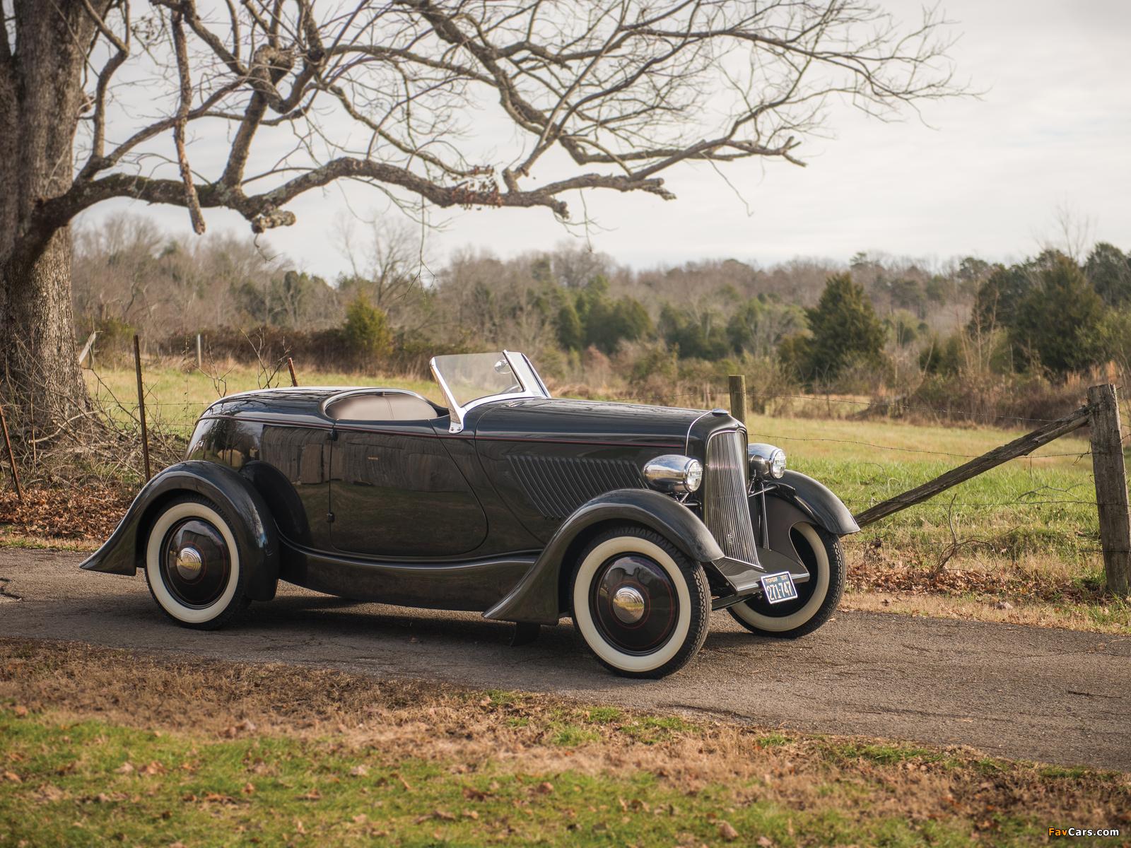 Ford V8 Special Speedster 1932 images (1600 x 1200)